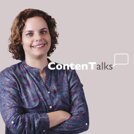 Líder de conteúdo do meuSucesso.com participa do ContentTalks