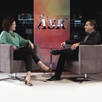 Sandro Serzedello responde questões práticas de marketing no Ask