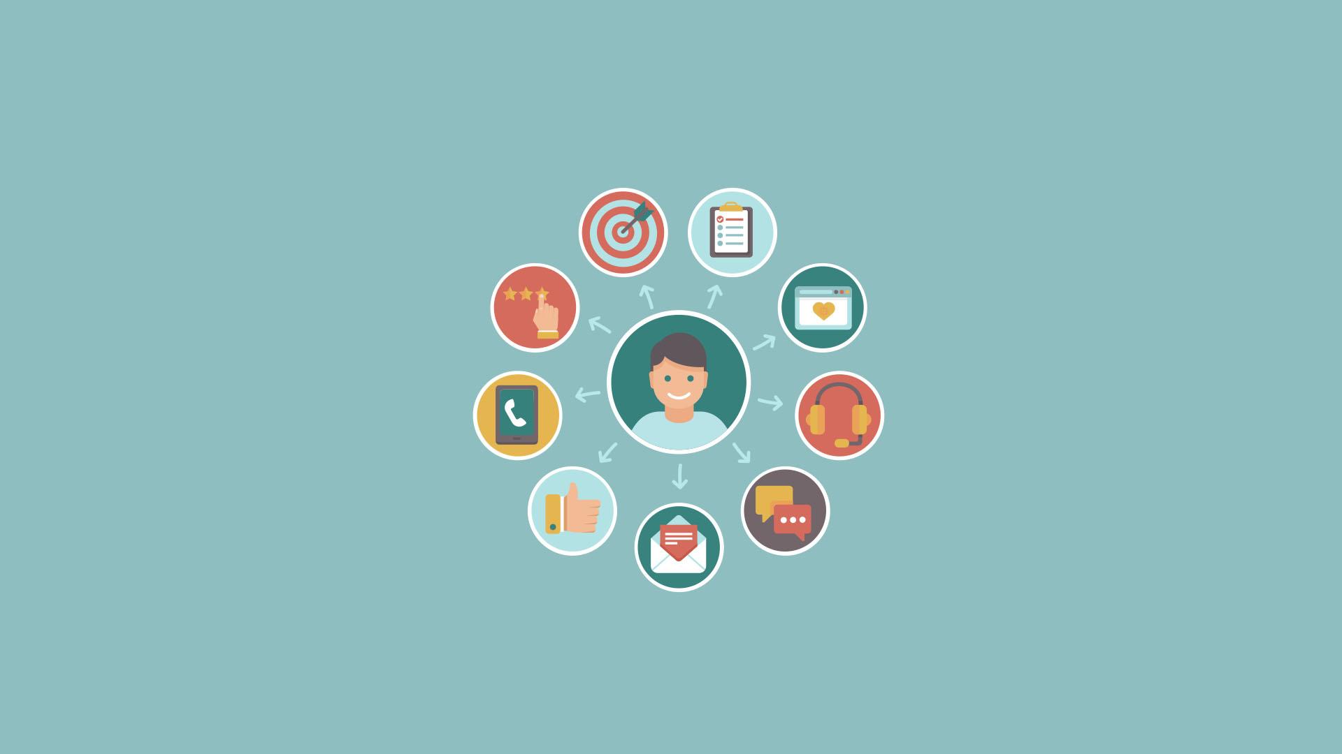 Todo contato com seu cliente, é parte ativa do processo de vendas!
