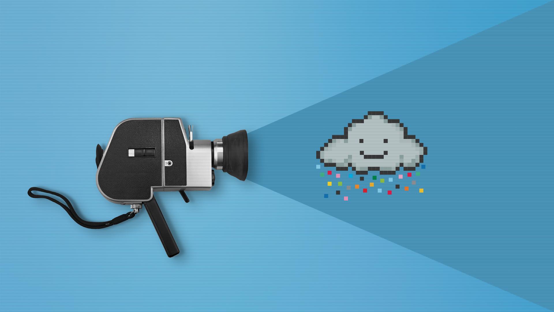 Do Super-8 ao vídeo on demand: a mudança de tendência