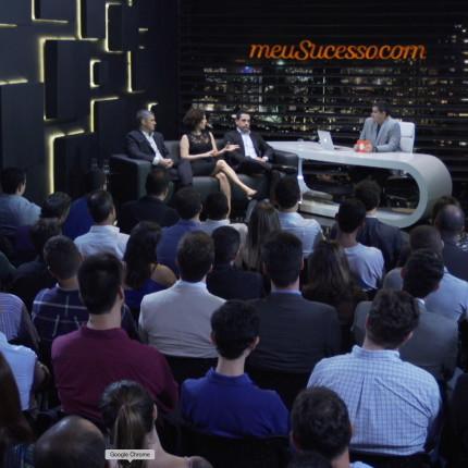 Lançamento do meuSucesso 2.0 bate recorde de audiência. Veja vídeo