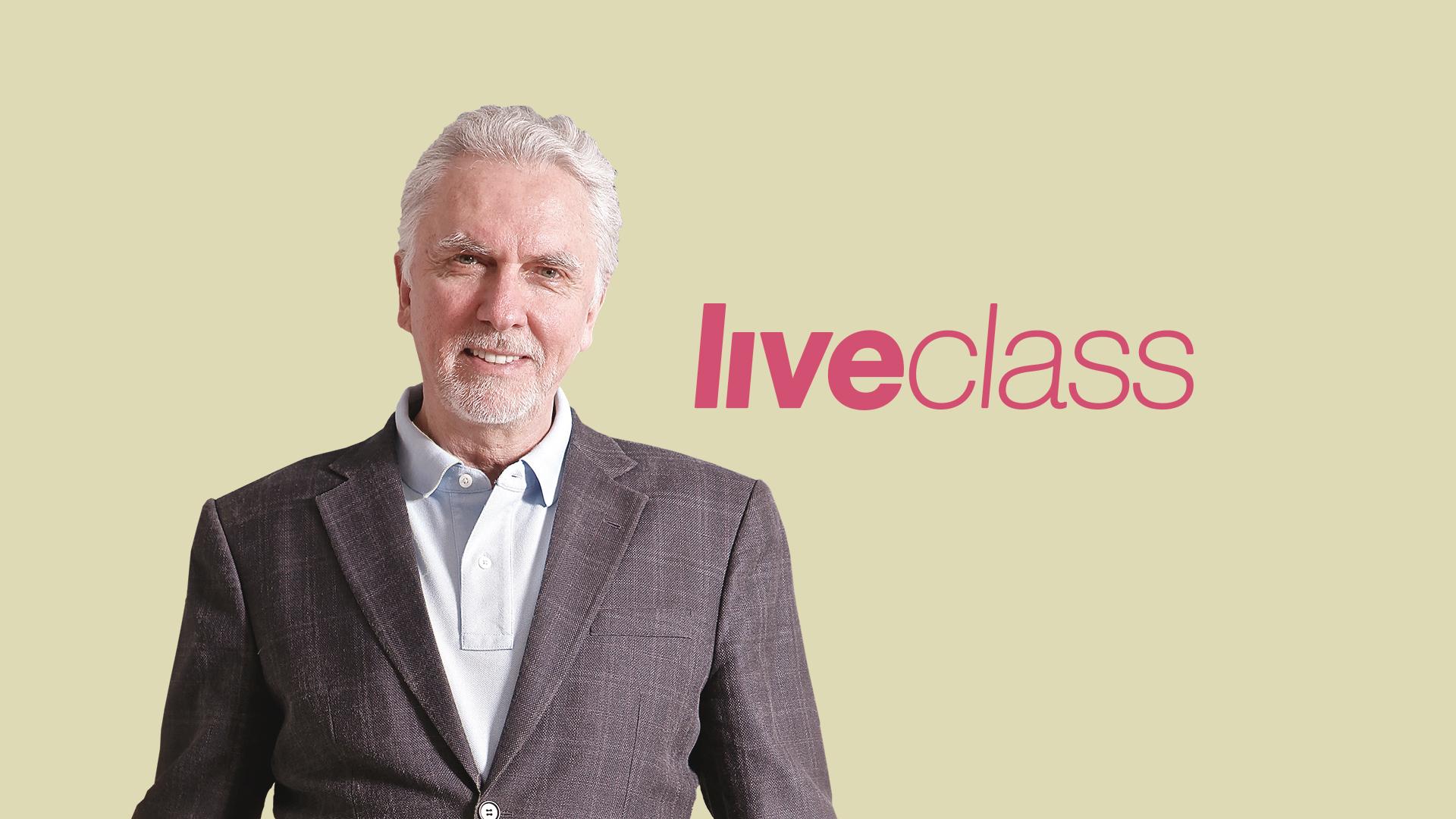 """LIVE CLASS: Eugênio Mussak ensina """"Como uma boa reputação gera ótimos resultados"""""""