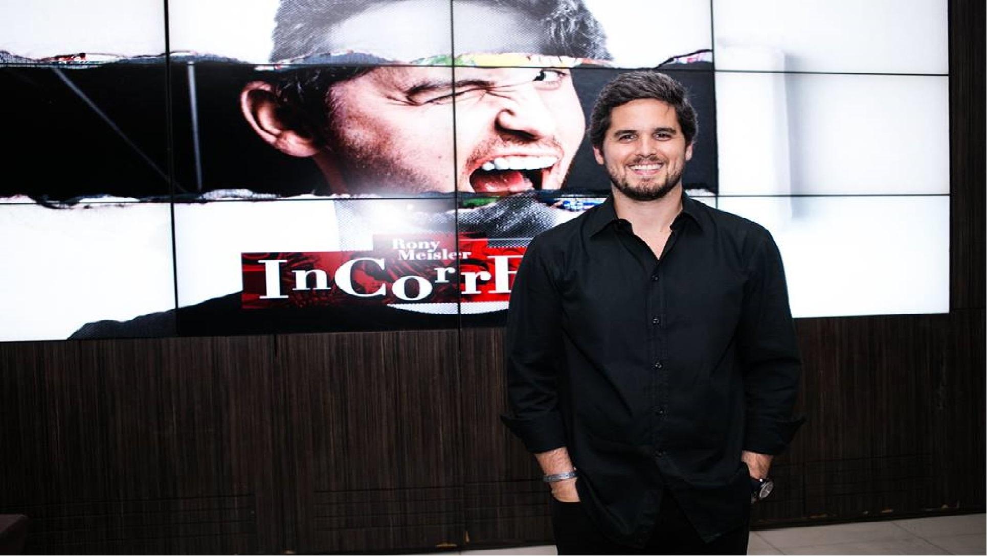 Estudo de Caso de Rony Meisler teve pré-estreia no Rio de Janeiro