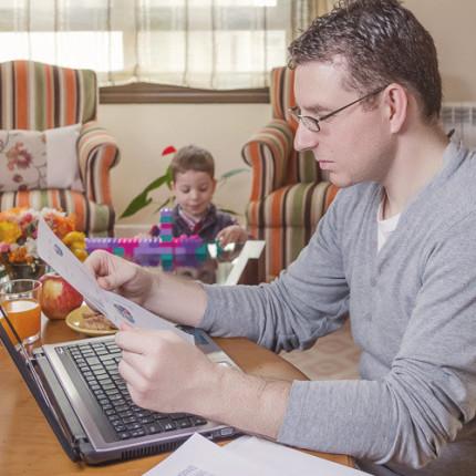 3 dicas para fazer home-office com eficiência