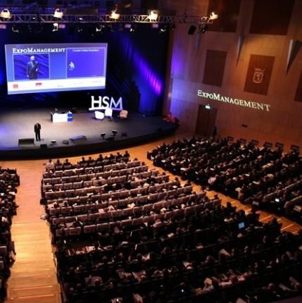 Assinantes têm acesso gratuito à palestra do HSM ExpoManagement