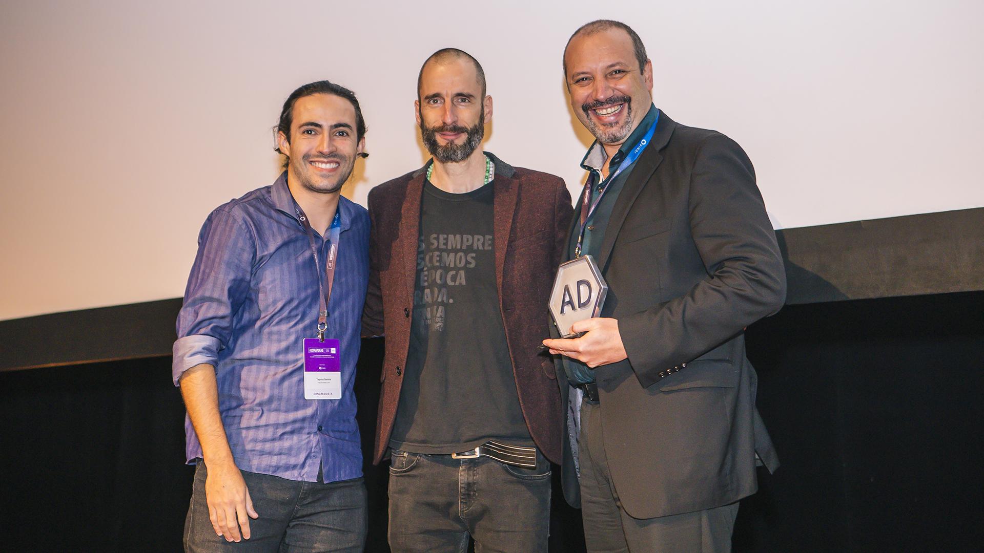 [VÍDEO] meuSucesso.com ganha prêmio como melhor empresa de assinatura de serviços do Brasil