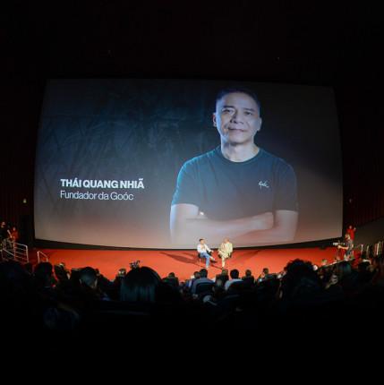 REPORTAGEM: Evento de pré-estreia de Estudo de Caso homenageia fundador da Goóc