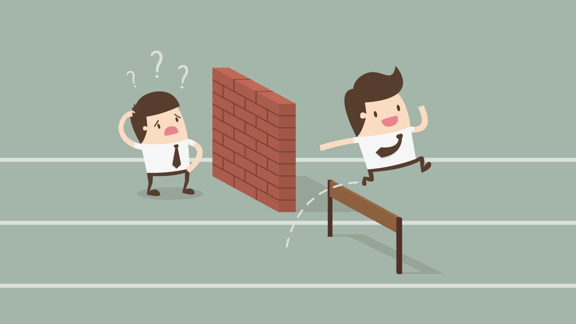 Por que alguns empreendedores prosperam e outros não?