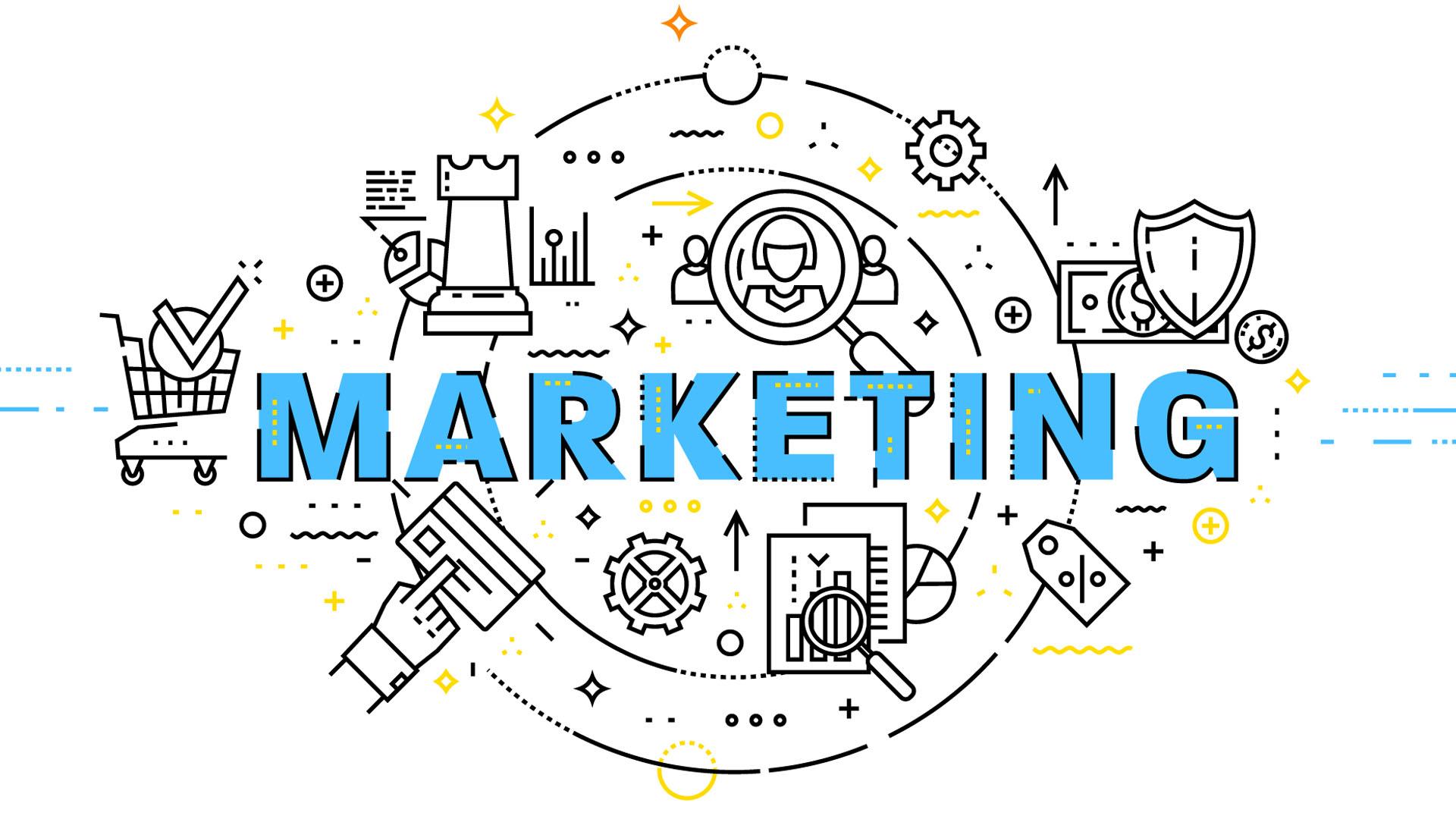 Marketing e vendas