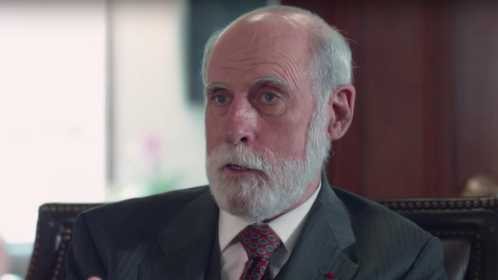 Vint Cerf é um dos criadores da internet, conheça o solucionador de problemas