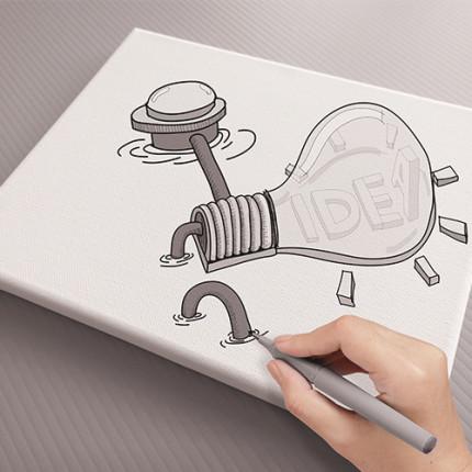 Design Thinking e Canvas: um encontro mais que positivo