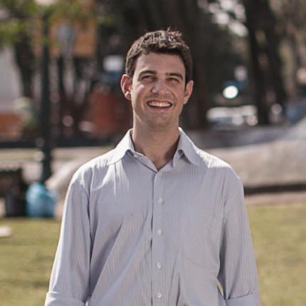O aluno Alexandre Amorim utiliza o meuSucesso.com para realizar sonhos