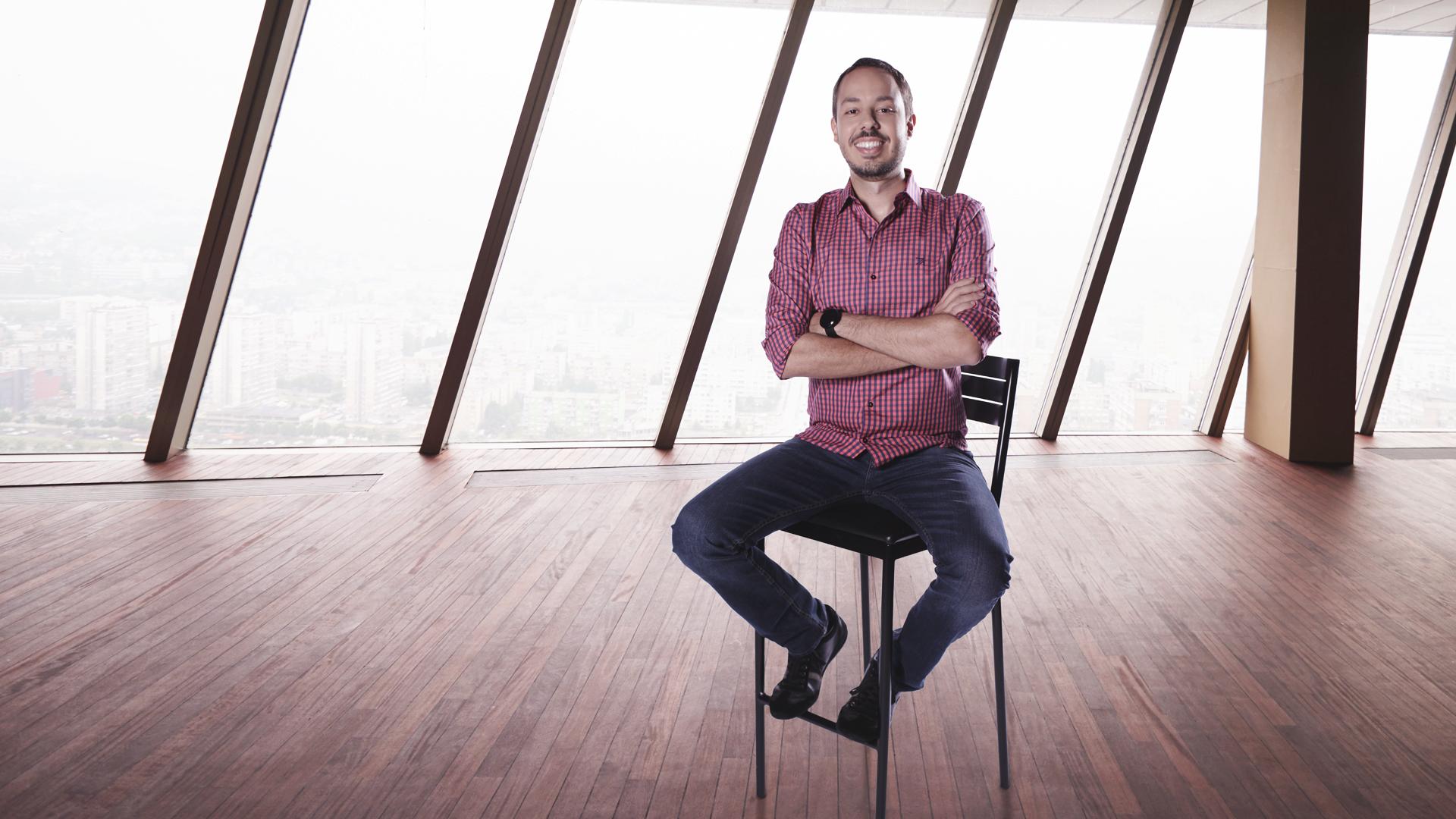 Gustavo Caetano, da Samba Tech, lança livro Pense Simples