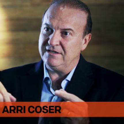Estreou o 2º episódio do Estudo de Caso do Arri Coser, fundador do Fogo de Chão!