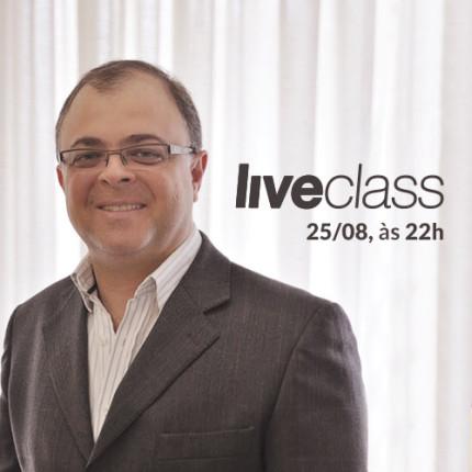 Live Class: como atrair investimento para o seu empreendimento