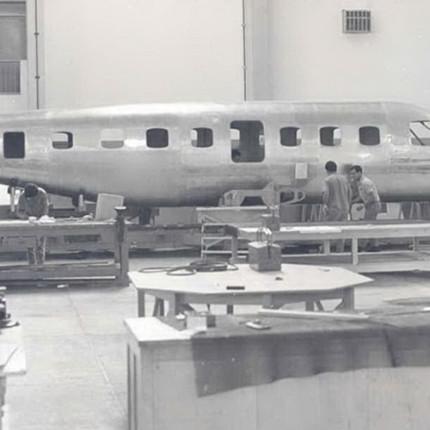 O nascimento da Embraer