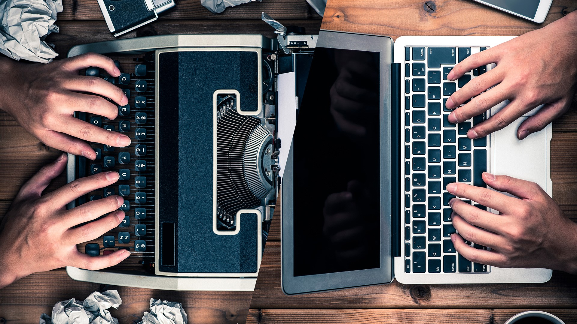 O mundo digital substitui executivos analógicos