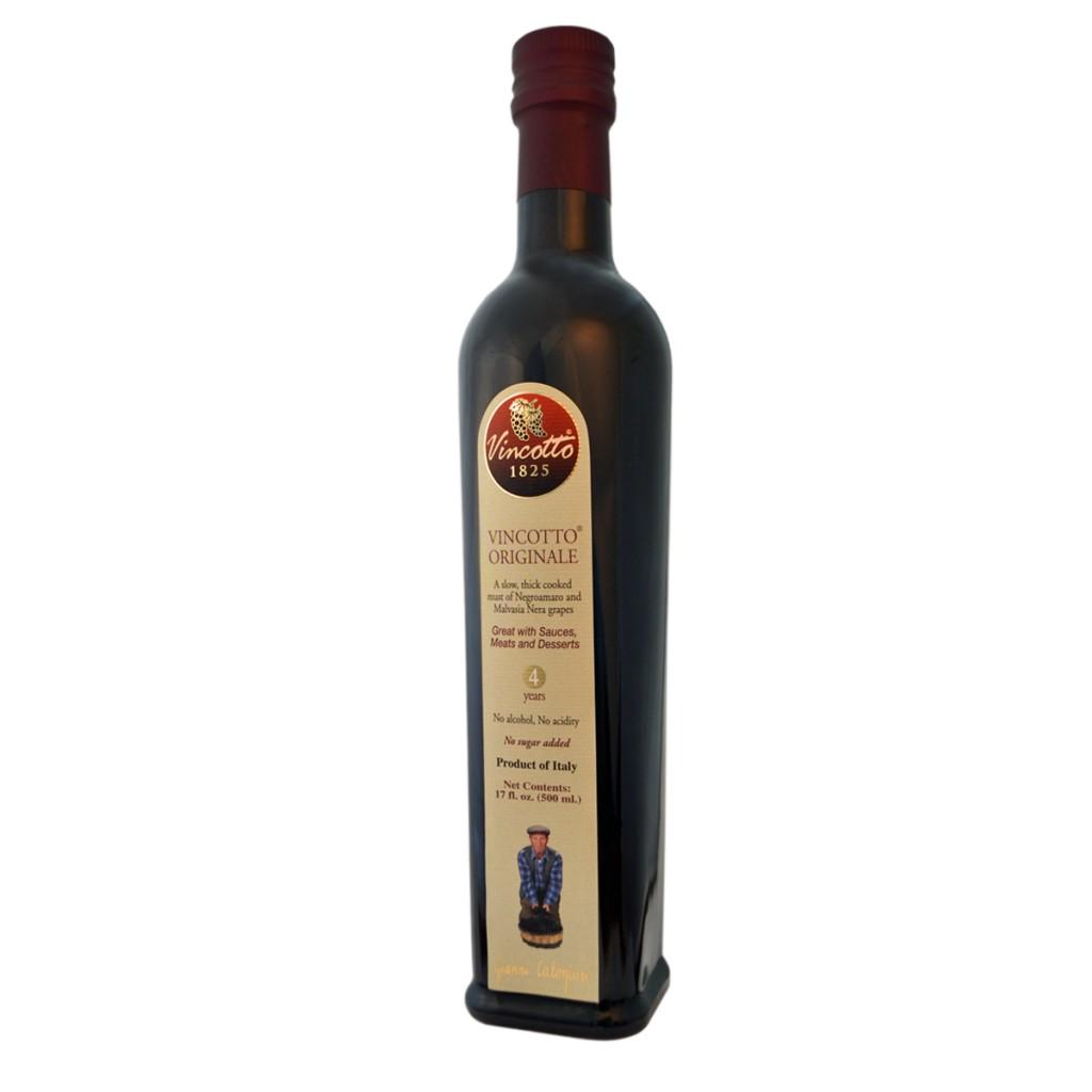 Vincotto – Central Italy's favourite condiment