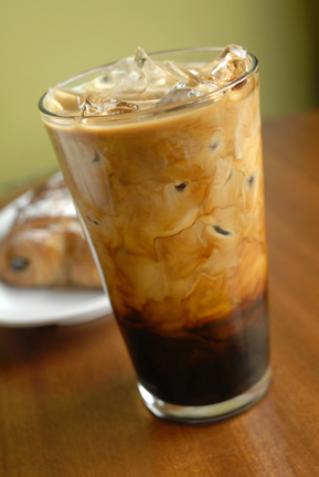 The best iced coffee you've ever had.