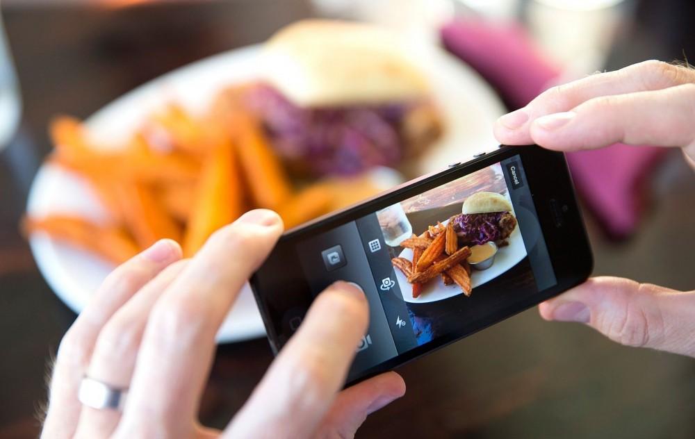 Prenez des incroyables photos culinaires avec votre iPhone.