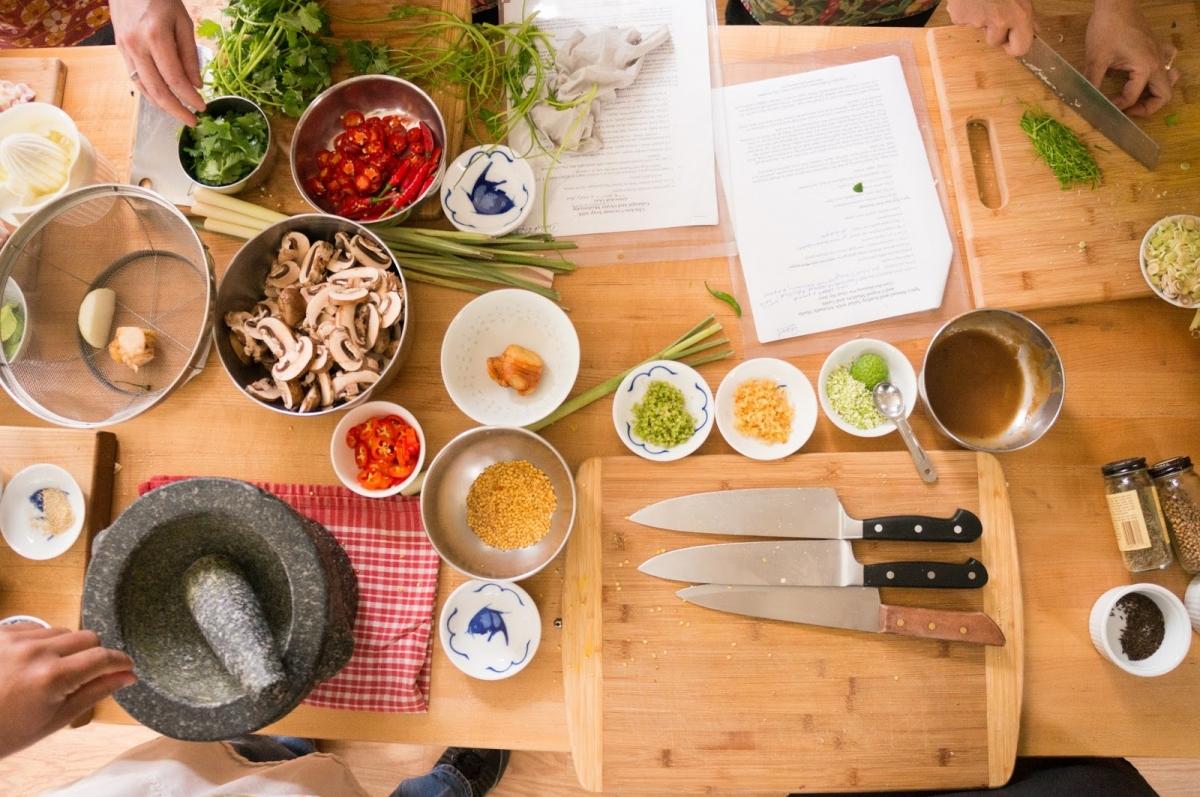 Les erreurs courantes que nous faisons en cuisine.
