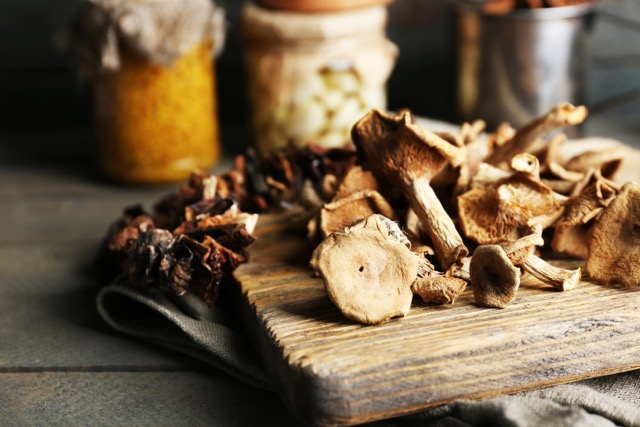 Mushrooms, Morels and More