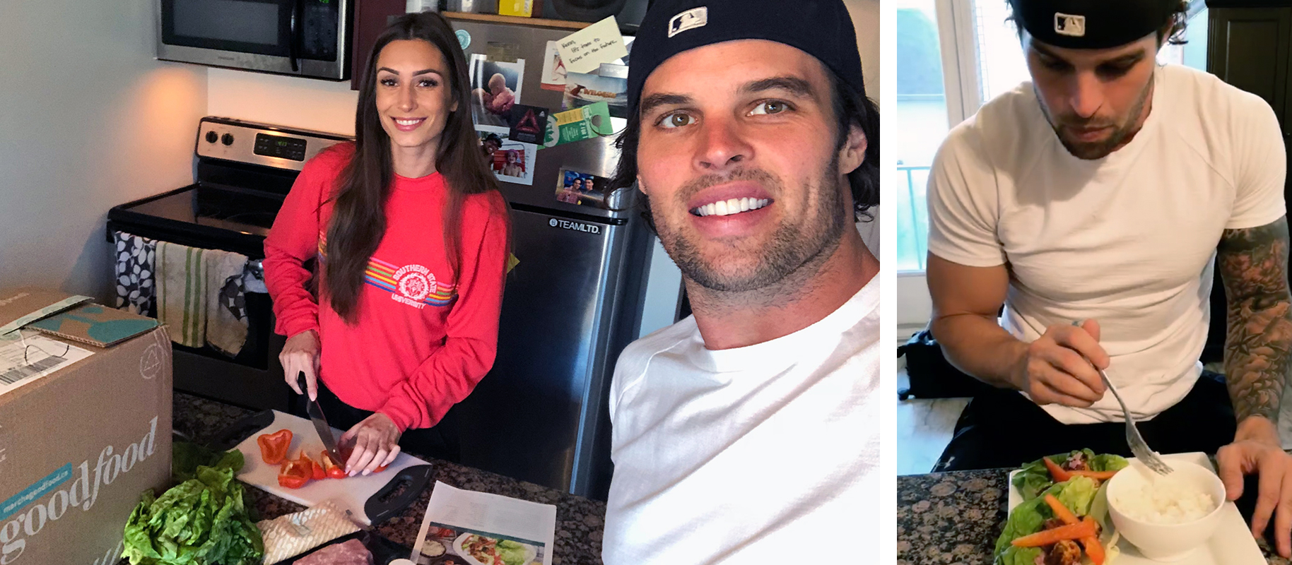DATE NIGHT with Bachelor in Paradise's Kevin and Astrid