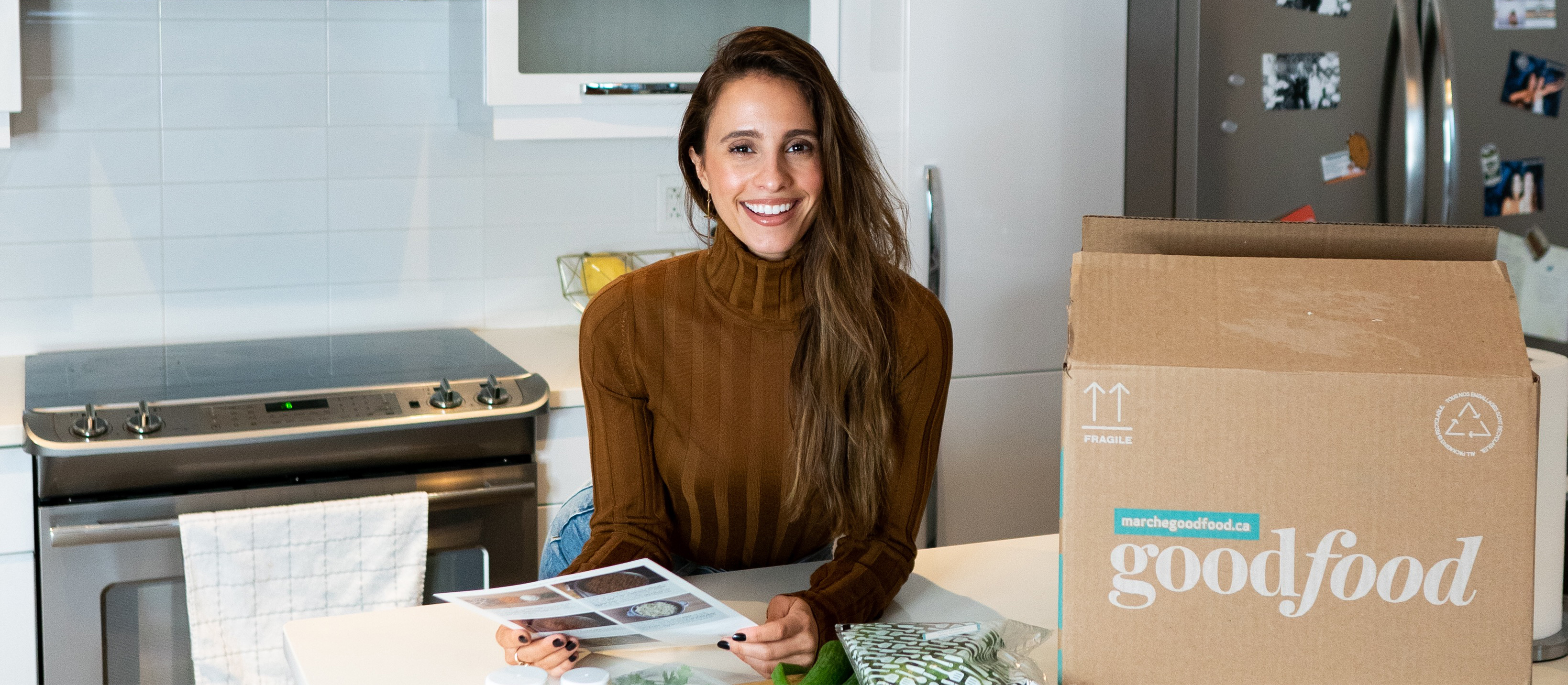IN THE KITCHEN with Vanessa Grimaldi
