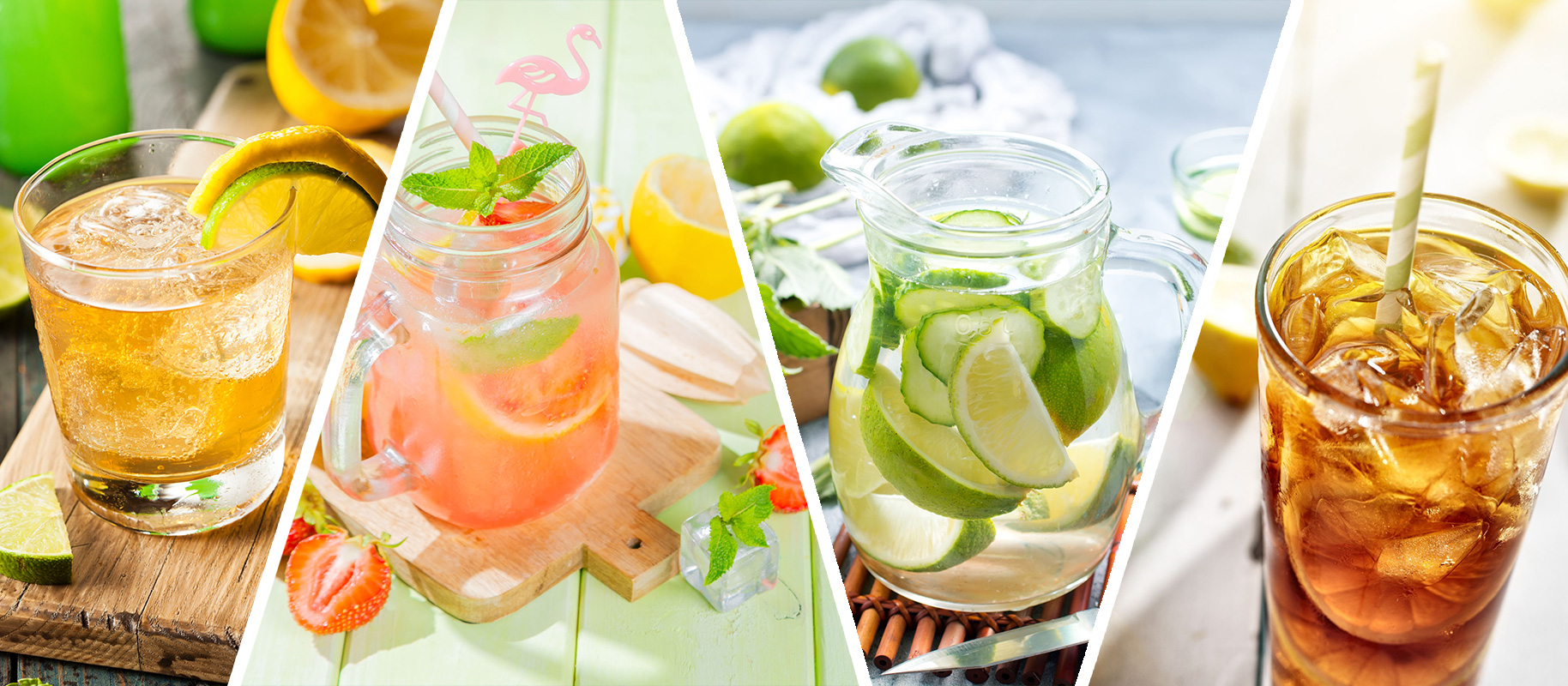 SUMMER SIPS to Pair with Your Homemade Meals