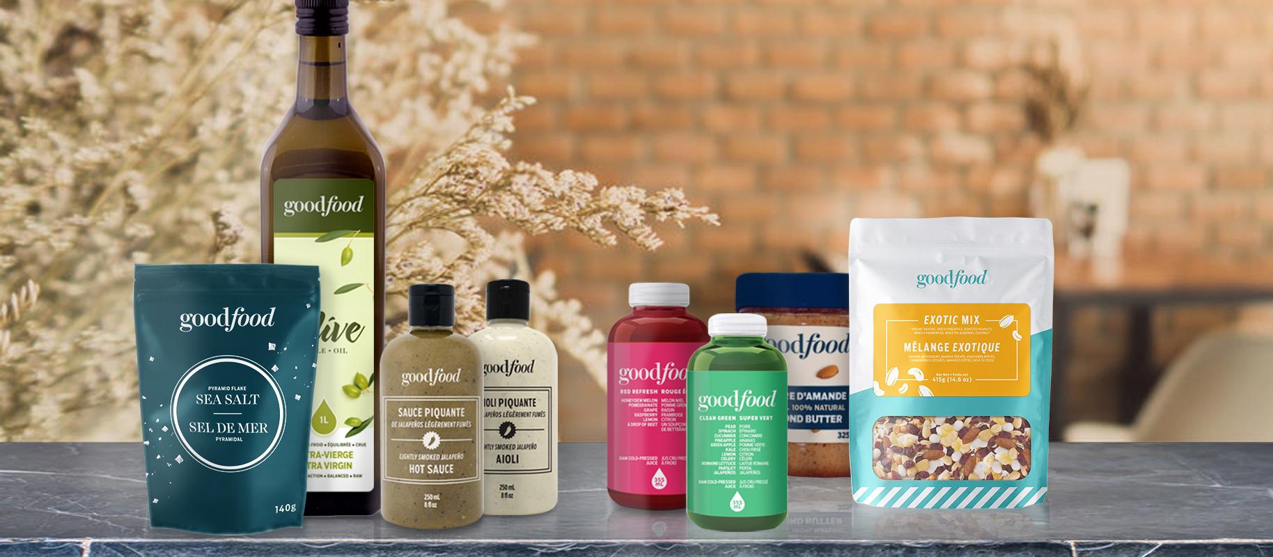 5 articles d'épicerie essentiels pour un garde-manger parfaitement approvisionné