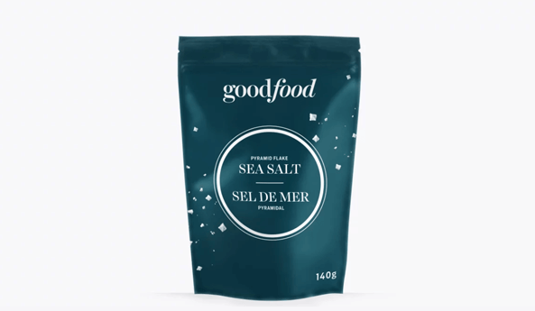 Bag of Goodfood sea salt