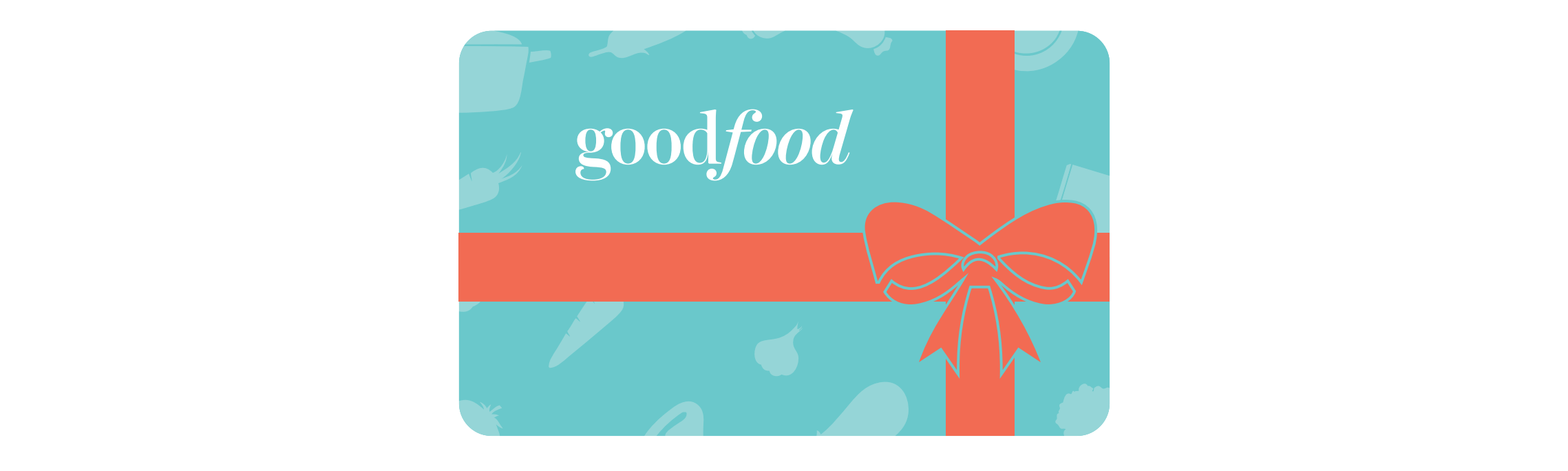 Image of a Goodfood gift card