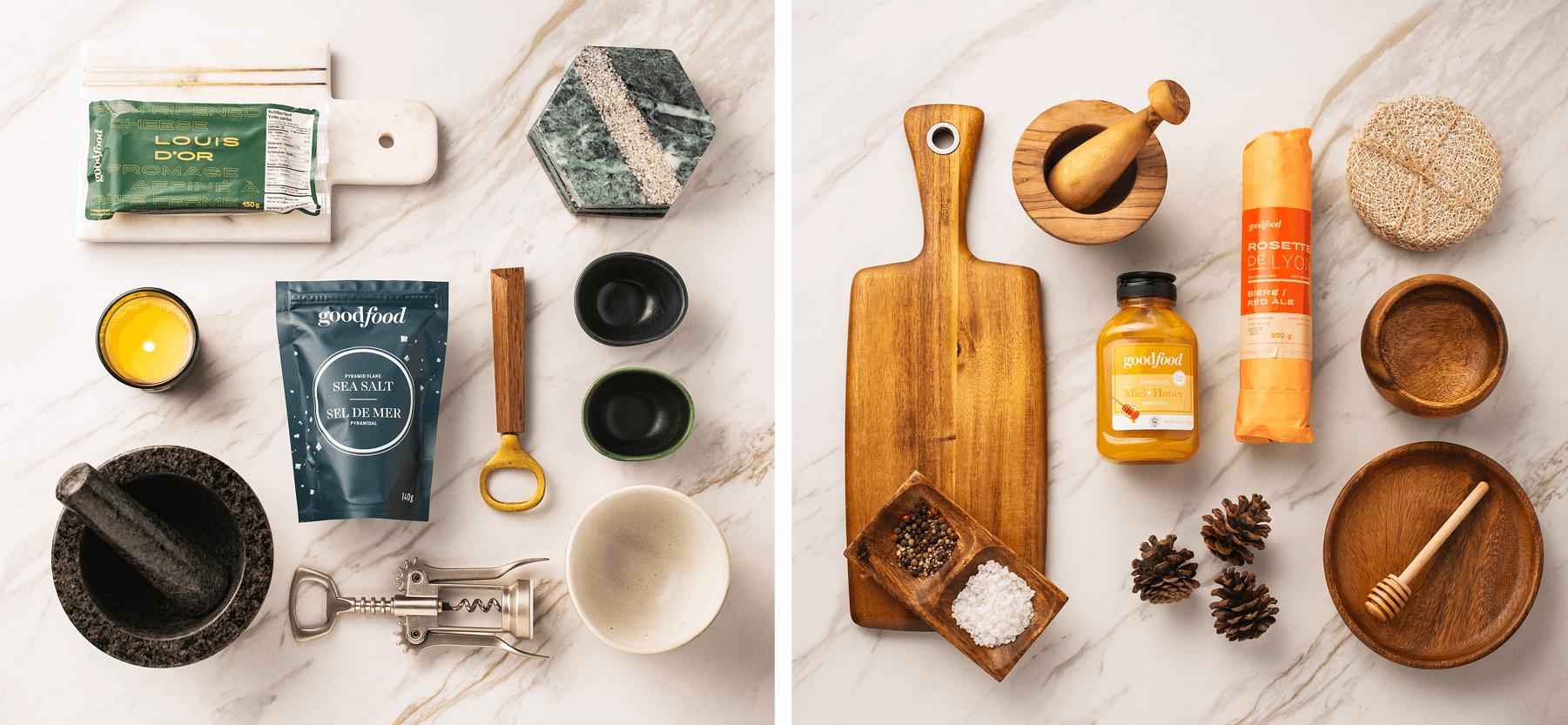 Guide cadeaux de Marché Goodfood : les meilleurs cadeaux pour les foodies en 2019