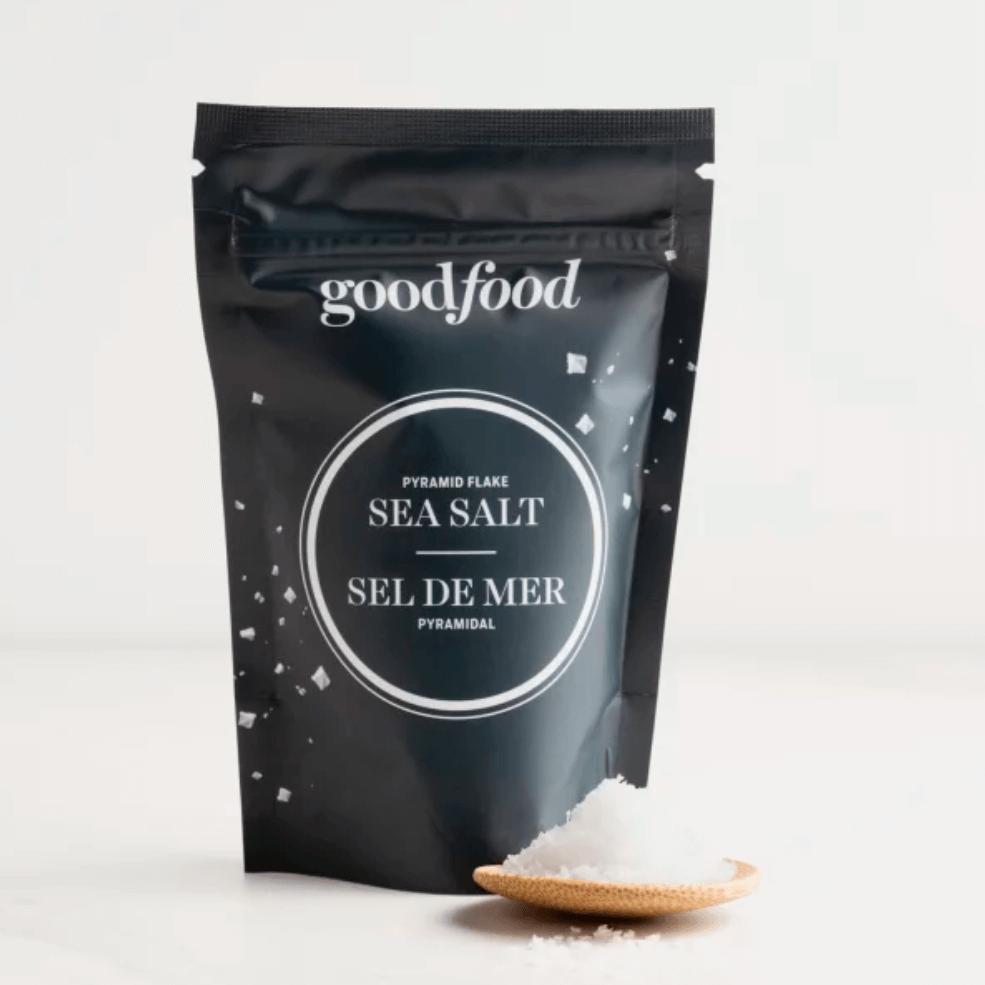 Bag of Goodfood sea salt