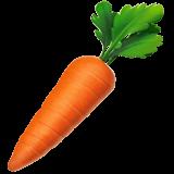 emoji carotte