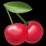 cherry emoji