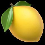 emoji citron