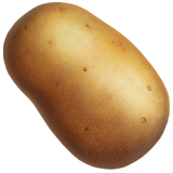 potato emoji
