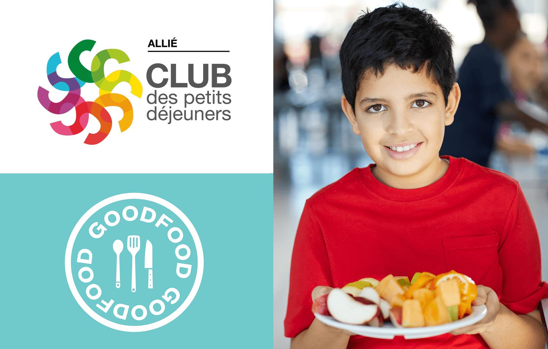 Soutenir le Club des petits déjeuners pendant la période de la COVID-19