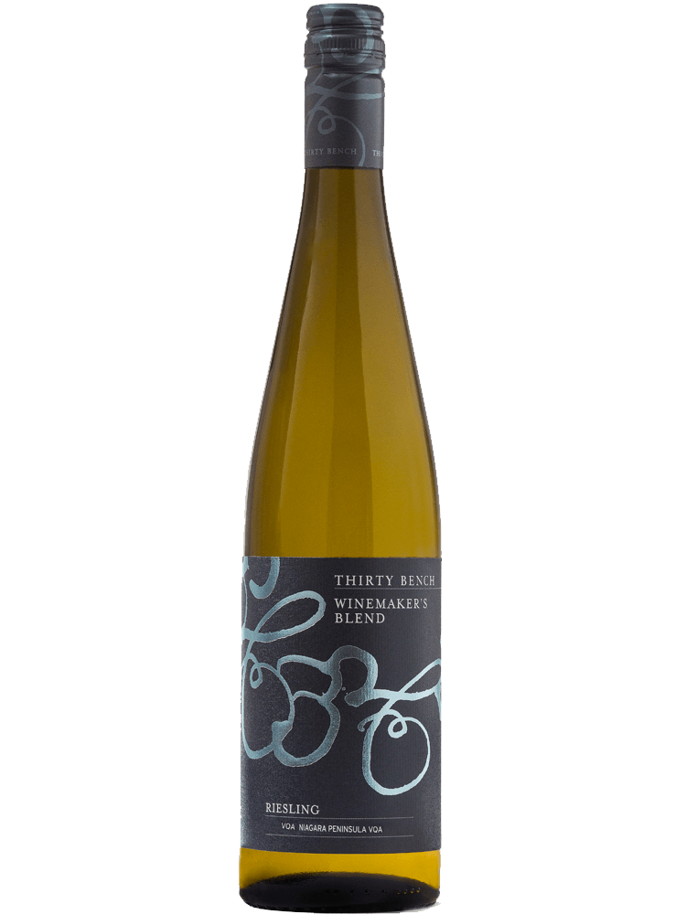 Thirty Bench Winemaker's Blend Riesling 2018