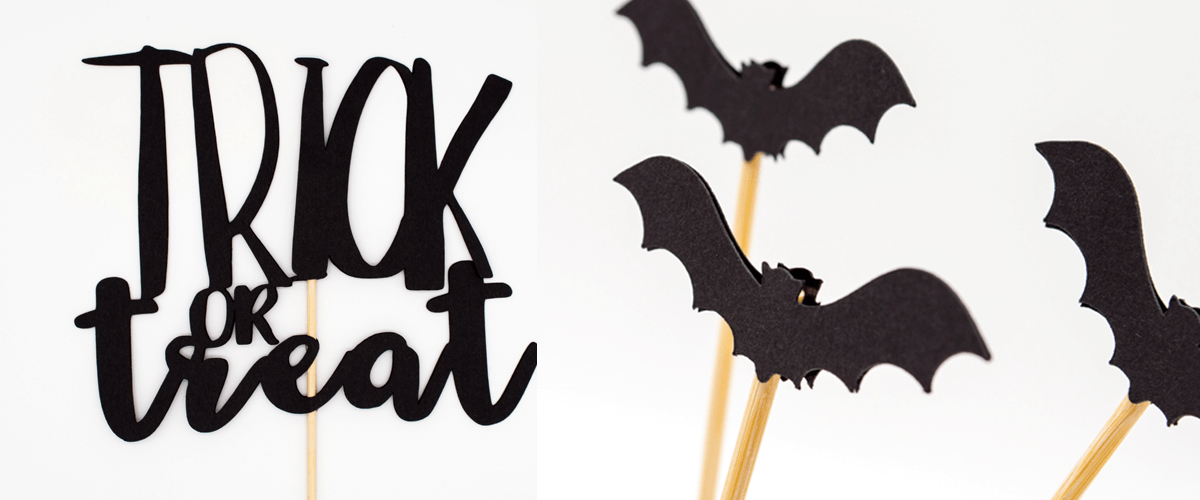 Bats, beasts, and broomsticks make for boo-tiful photo booth props!