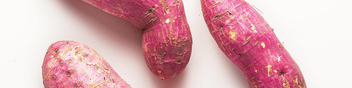 Caribbean Sweet Potato