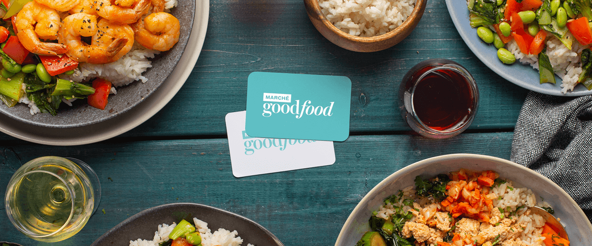 Goodfood gift card