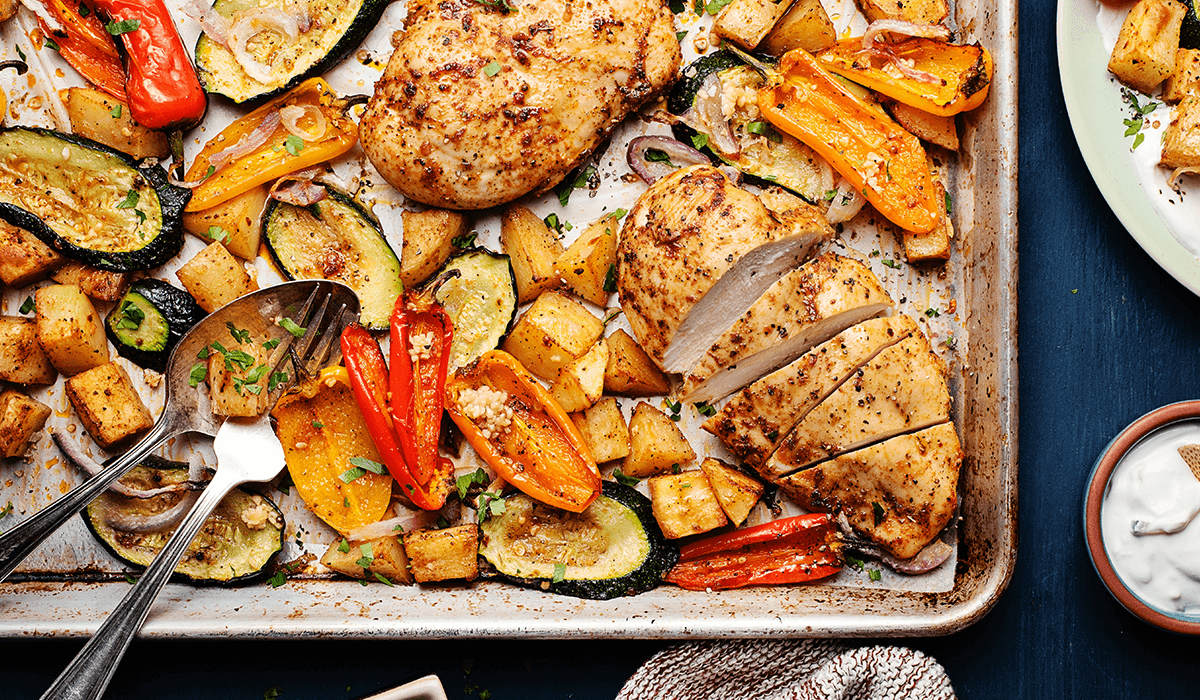 Sheet Pan Recipes: Effortlessly Tasty Meals (With Fewer Dishes Too)!