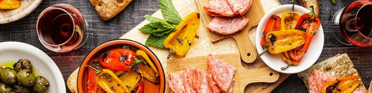Rosette de Lyon Mezze Platter appetizer kit