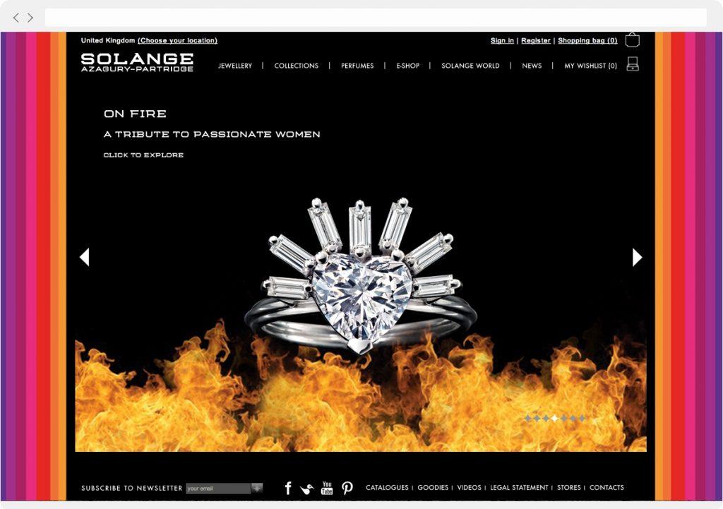 Solange's homepage