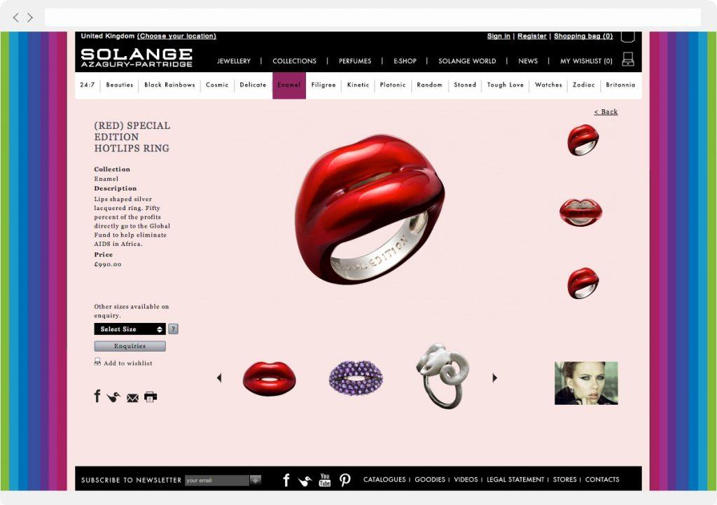 Solange product detail