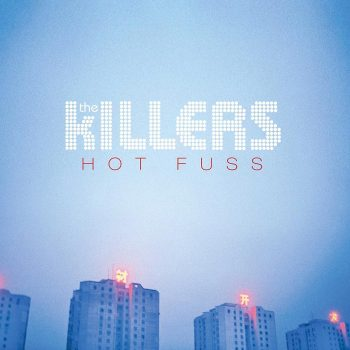 The Killers : Hot Fuss album cover