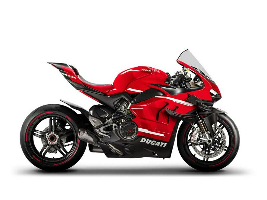 2021 Ducati Superleggera V4 Red - SLV4