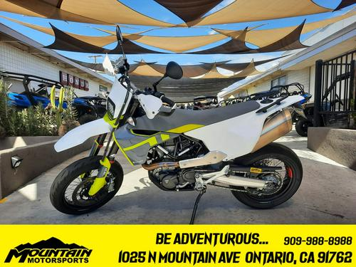 2021 Husqvarna 701 Enduro and 701 Supermoto First Look Preview